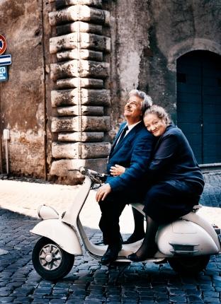 Giannini e Sagebrecht