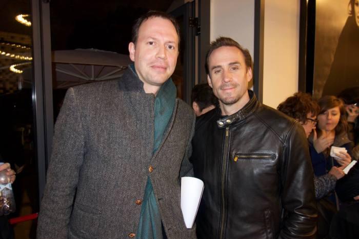 Manuel de Teffé e Joseph Fiennes